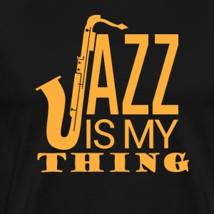 Jazz - My Thing - Men's Premium T-Shirt