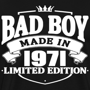 Bad boy made in 1971 - Men's Premium T-Shirt