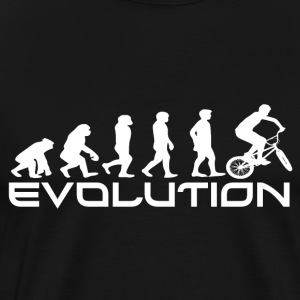 EVOLUTION BMX - Männer Premium T-Shirt