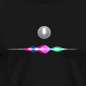 siri - Men's Premium T-Shirt