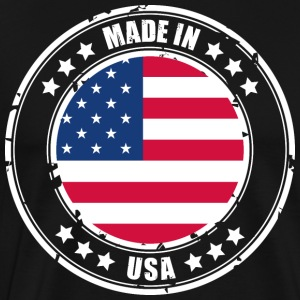 MADE IN USA - Männer Premium T-Shirt