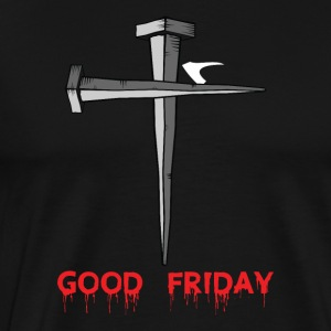 Good Friday - Friday - Men's Premium T-Shirt