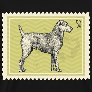 Stamps Dog Terrier