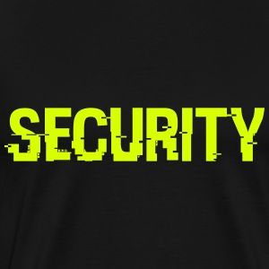 CYBER SECURITY - Männer Premium T-Shirt