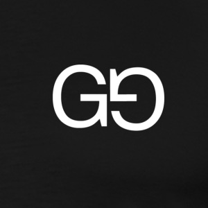 GG White - Men's Premium T-Shirt