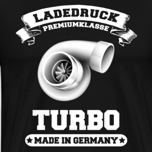 Ladedruck Turbo Made in Germany - Männer Premium T-Shirt