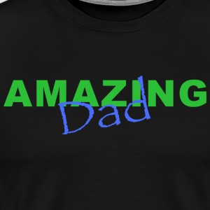 Amazing Dad - Männer Premium T-Shirt