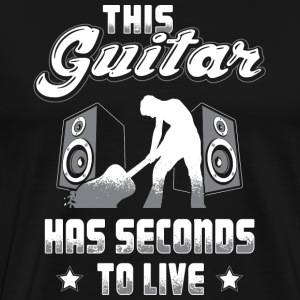 I love my Guitar - Männer Premium T-Shirt