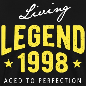 Living Legend 1998 - Men's Premium T-Shirt