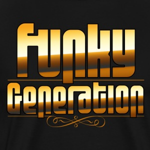 Funky Generation - Men's Premium T-Shirt