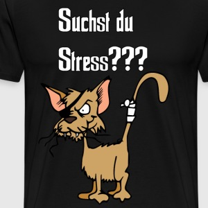 Looking for stress? - Men's Premium T-Shirt