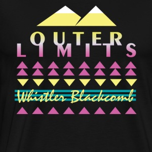 Outer Limits - Herre premium T-shirt