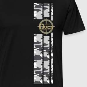 QUICK ARMS LOGO 4 - Men's Premium T-Shirt