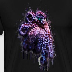 Octopus - Men's Premium T-Shirt