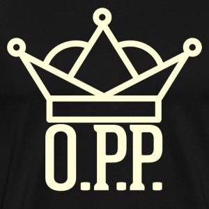 OPP Old-school hip hop - Men's Premium T-Shirt