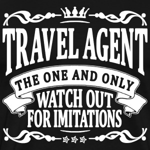 travel agent the one and only - Men's Premium T-Shirt