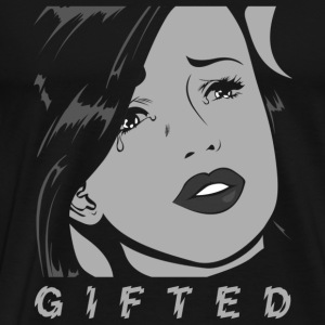 Gifted Comic - Männer Premium T-Shirt