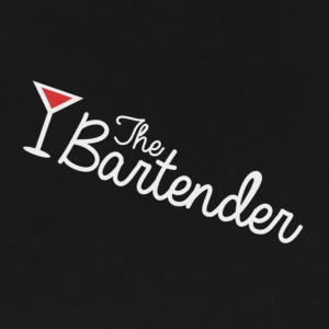 The bartender logo - Men's Premium T-Shirt