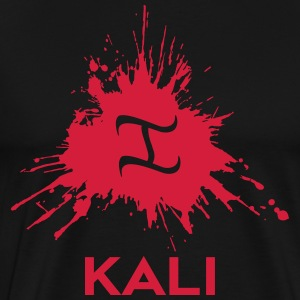 SPLASH-SERIER: KALI-01 - Premium T-skjorte for menn