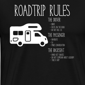 Road Trip Rules - Rules for Vacation