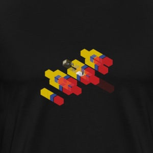 Coducting Prora Diagram - Premium-T-shirt herr