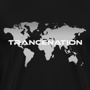 TRANCE NATION - Mannen Premium T-shirt