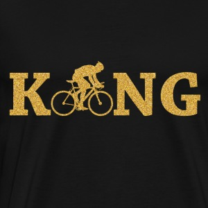 King Bicycle - Men's Premium T-Shirt