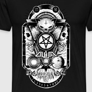 Logo Ouija complet - T-shirt Premium Homme