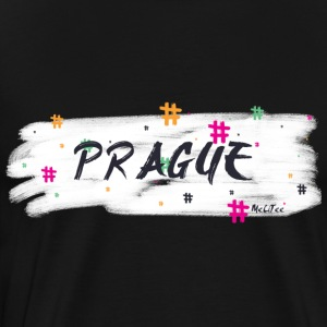 Prague #2 - Men's Premium T-Shirt