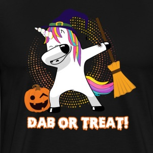 Dab Unicorn Halloween Gift - Men's Premium T-Shirt