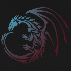 color Dragon - Men's Premium T-Shirt