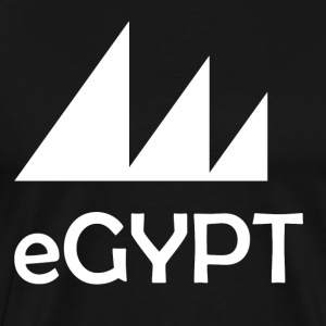 EGYPT - Premium T-skjorte for menn