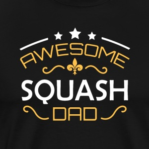 Squash dad - Men's Premium T-Shirt