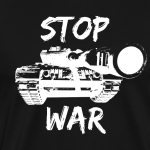 Stop War 005 AllroundDesigns - Men's Premium T-Shirt