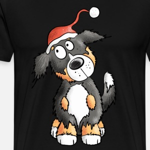 Funny Christmas Bernese Mountain Dog I gift