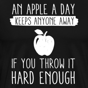 To Apple A Day - Men's Premium T-Shirt