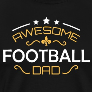 papa du football - T-shirt Premium Homme