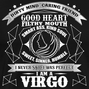 Star sign birthday gift Virgo - Men's Premium T-Shirt