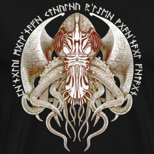 Cthulhu Got Wings Vintage Style No.2 Men's Premium