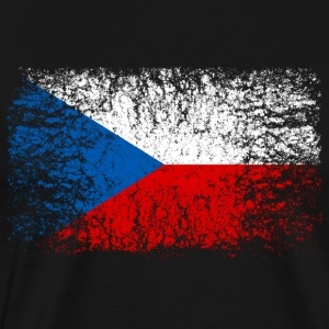Czech Republic 002 AllroundDesigns - Men's Premium T-Shirt