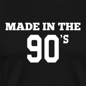 Made in the 90's - Mannen Premium T-shirt
