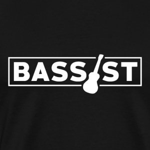 Bassist - Music Passion! - Men's Premium T-Shirt