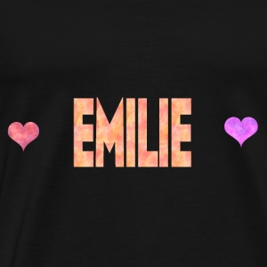 Emilie - Men's Premium T-Shirt