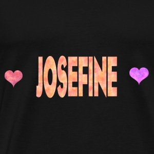 Josefine - Premium T-skjorte for menn