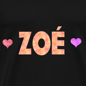 Zoé - Men's Premium T-Shirt