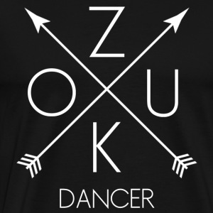 ZOUK Dancer - white - Men's Premium T-Shirt