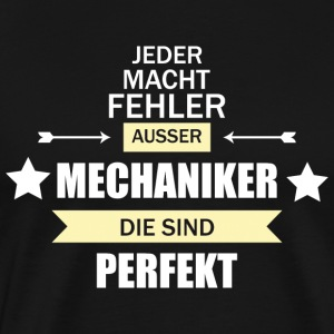 Mechaniker - Männer Premium T-Shirt