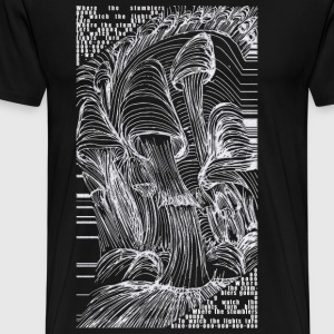 Magic Mushroom - Men's Premium T-Shirt