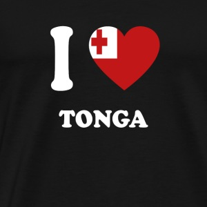 i love home gift land TONGA - Men's Premium T-Shirt