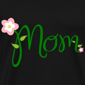 i love mom - Männer Premium T-Shirt